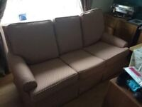 Lovely quality sofa 3 seater covers were over £300