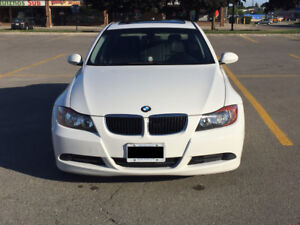 2007 BMW 3-Series 323i Sedan Excellent Condition