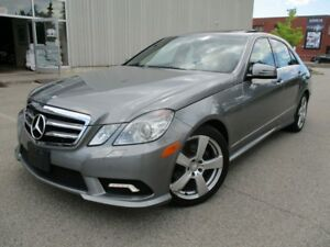 2011 Mercedes-Benz E-Class E350 4MATIC SUNROOF CAMERA