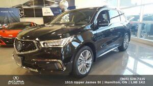 2017 Acura MDX Elite Package Elite All Wheel Drive , Super lo...