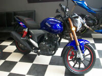 Keeway RKV125 124.5cc Naked 2014MY