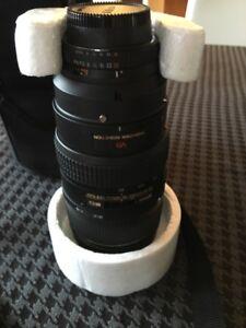 NIKON AF VR NIKKOR 80-400mm F/4.5-5.6 D ED Lens From Japan