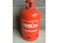 Calor gas propane 13kg full gas bottle