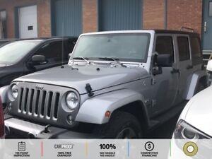 2016 Jeep Wrangler Unlimited Sahara CRUISE CONTROL! NAVIGATIO...