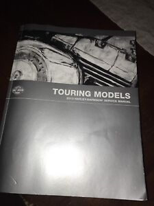 2013 Touring Service Manual