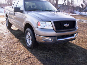 2004 Ford F-150 4dr