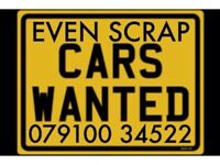 079100 34522 SELL YOUR CAR 4x4 FOR CASH BUY MY SCRAP COMMERCIAL pl