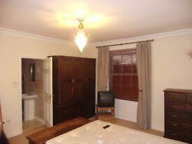 Luxury Bathrooms West Yorkshire private floor with kingsize room and luxury bathroom, top floor of