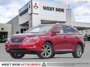 2011 Lexus RX 350–Accident Free–Navigation–AWD-Only $140/Weekly!