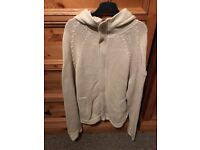 French Connection Knit Hoody Medium