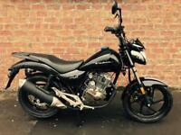 NEW Euro4 Kiden Pisces 125 learner legal own this bike for only £8.26 a week