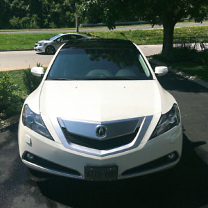 Acura ZDX Technology Package Navi, Back up cam
