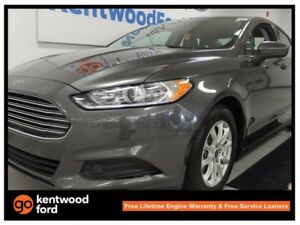2015 Ford Fusion S- Look at it... JUST LOOK AT IT! It's magnific