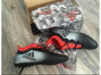 Football-Astro boots Size 8.5 NEW