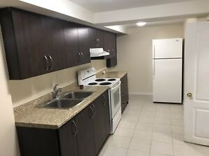 Basment apartment