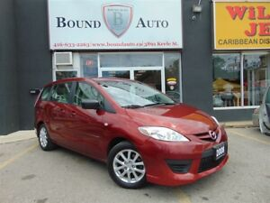 2008 Mazda MAZDA5 GS,AUTOMATIC,ALLOYS,CRUIZE,POWER GROUP