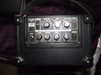 ROLAND MICRO CUBE GX EXCELLENT CONDITION