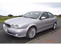 Jaguar X-Type 2.5 V6 (AWD) Automatic Low miles