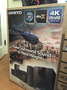Onkyo HT-7800 1300w surround sound system for sale