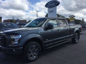 2016 Ford F-150 XLT-Nav/Spray-in Liner/LT Tires