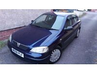 Vauxhall Astra 1.6 - MOT, Reliable runner