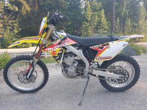 2010 rmx  450z