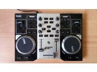 Hercules Air S - PC Laptop Computer USB DJ MIDI Controller