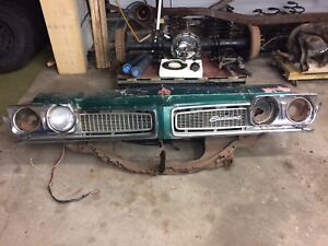 69 Beaumont Front Grill