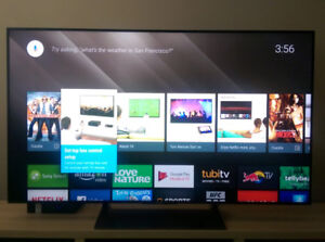 "SONY 55"" XBR-55X900E LED HDR 4K TV"