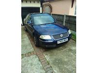 VW Passat 2004, Leather, 10 months mot