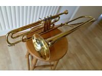 Corton valve trombone
