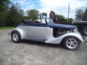 1934 Ford Convertible