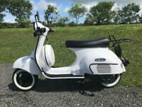2018 Neco Abruzzi 50cc GT Moped scooter like vespa