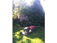 Mountfield SP538 Petrol Lawnmower