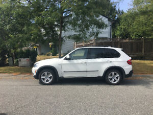 2007 BMW X5 Only 73000km!