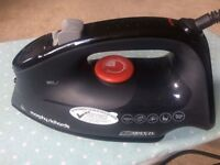 Morphy Richards Breeze Iron Black With Ironing Board