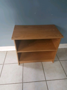 2 tier bookcase shelving