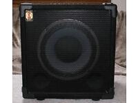 Eden CX110 Ported Bass Cabinet (200 Watts, 1x10 )