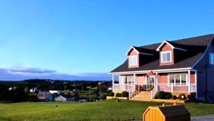 Outstanding Home with Panoramic Ocean and Lake Views!