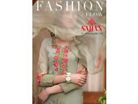SAJJAN FASHION FLOW WHOLESALE LUXURY CASUAL SUITS
