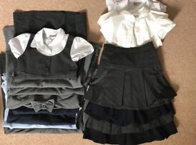 School uniform for 5-6 years old girl