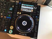 Wanted Pioneer CDJ 2000 Nexus Decks - DJM 900 Nexus NXS2 Mixers DJ Equipment