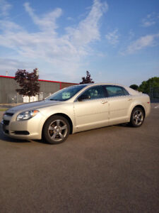 2010 Chevy Malibu LS -Low Kms- No accidents - Winter tires Incl!