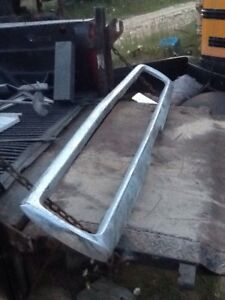 1970 Charger front Bumper