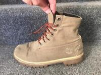 Mens size 8 Timberland Boots