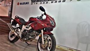 suzuki sv 650 s 2001