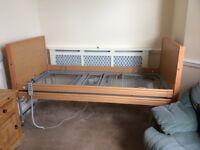 Hospital bed, electric bed, nursing bed, profiling bed