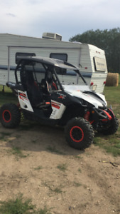 2014 Can Am XRS DPS 1000