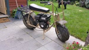 Mini Bike Coleman CT200u