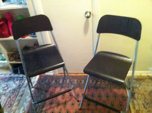 REDUCED to SELL....2 Bar Stools....